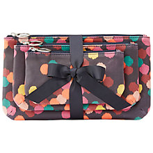 Buy Fossil Key-Per Triple Pouch Purse Online at johnlewis.com