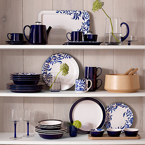 Buy Denby Malmo Saucer Online at johnlewis.com