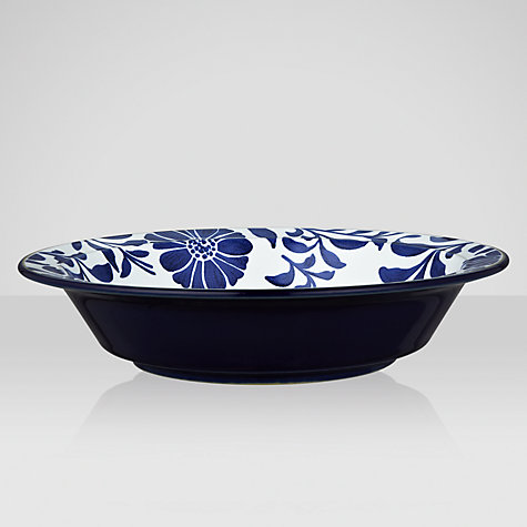 Buy Denby Malmo Bloom Pasta Bowl Online at johnlewis.com