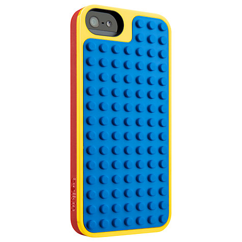 Buy LEGO Builder Case for iPhone 5 & 5s Online at johnlewis.com