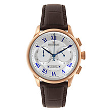 Buy Dreyfuss & Co Men's Seafarer Automatic Chronograph Watch Online at johnlewis.com