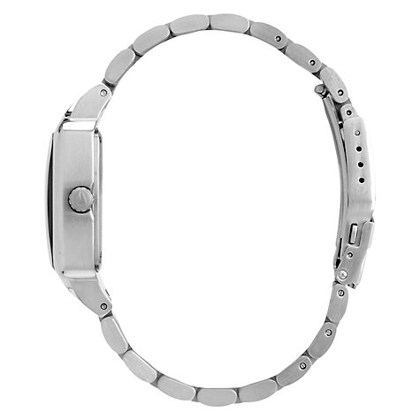 Buy Nixon Men's The Player Diamond Detail Stainless Steel Watch Online at johnlewis.com
