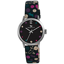 Buy Radley Women's Dotty Leather Strap Watch Online at johnlewis.com
