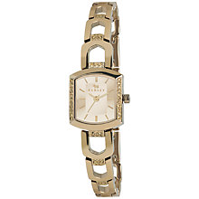 Buy Radley Women's Grosvenor Square Stone Set Link Bracelet Watch Online at johnlewis.com