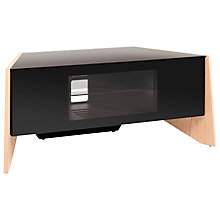 "Buy Techlink  FTP100LO Facet TV Stand with Cabinet for up to 42"" TVs Online at johnlewis.com"