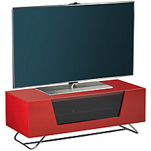 Buy Alphason Chromium 1000 TV Stand for up to 50-inch TVs Online at johnlewis.com