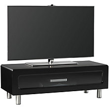 "Buy Alphason Ambri ABR1100CB TV Stand for TVs up to 50"" Online at johnlewis.com"