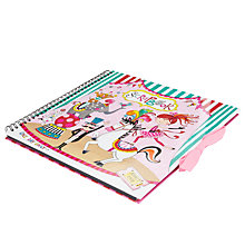 Buy Rachel Ellen Circus Scrapbook Online at johnlewis.com