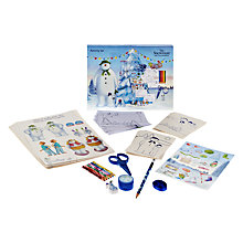 Buy The Snowman Activity Set Online at johnlewis.com