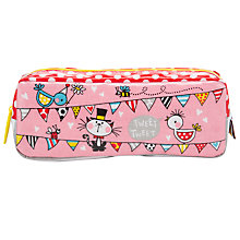 Buy Rachel Ellen Birds and Bunting Pencil Case Online at johnlewis.com