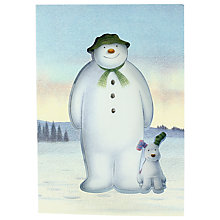 Buy The Snowman A5 Notebook Online at johnlewis.com