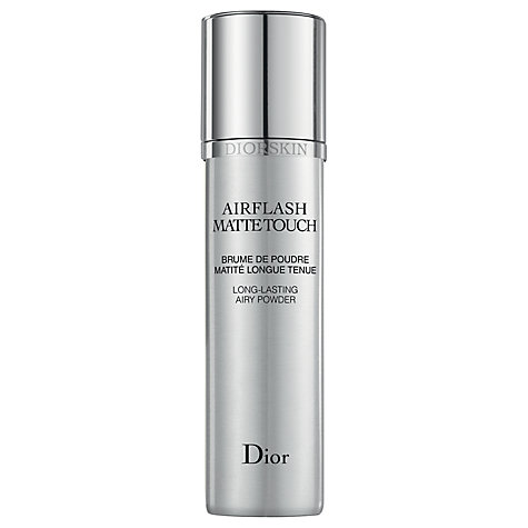 Buy Dior Airflash Matte Touch Spray Foundation Online at johnlewis.com