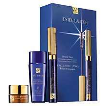 Buy Estée Lauder Doublewear Mascara Set Online at johnlewis.com