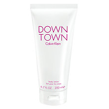 Buy Calvin Klein Downtown Body Lotion, 200 ml Online at johnlewis.com