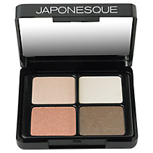 Buy JAPONESQUE® Velvet Touch Eyeshadow Palette Online at johnlewis.com
