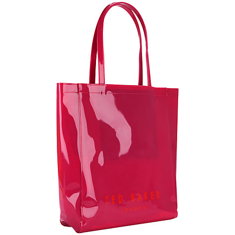 Buy Ted Baker Larcon Bow Icon Shopper Bag Online at johnlewis.com