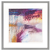 Buy Karen Birchwood - Tapestry 1 Framed Print, 43 x 43cm Online at johnlewis.com