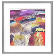 Buy Karen Birchwood - Tapestry 7 Framed Print, 43 x 43cm Online at johnlewis.com