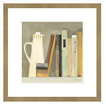 Buy Sabrina Roscino - Finders Keepers 1 Framed Print, 50 x 50cm Online at johnlewis.com