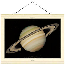 Buy Newgate Saturn Canvas Banner, 76 x 98cm Online at johnlewis.com