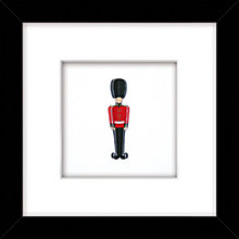Buy Guardsman Framed 3D Laser-cut Print, 26 x 26cm Online at johnlewis.com