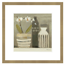 Buy Sabrina Roscino - Finders Keepers 2 Framed Print, 50 x 50cm Online at johnlewis.com