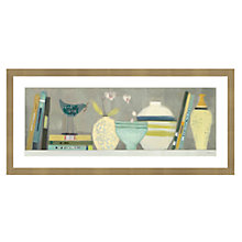 Buy Sabrina Roscino - Sunday Morning Framed Print, 40 x 110cm Online at johnlewis.com