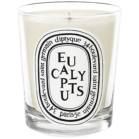 Buy Diptyque Eucalyptus Candle, 190g Online at johnlewis.com