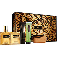 Buy Aramis Blockbuster Fragrance and Body Gift Set Online at johnlewis.com