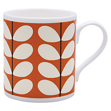 Buy Orla Kiely Stem Print Mug Online at johnlewis.com