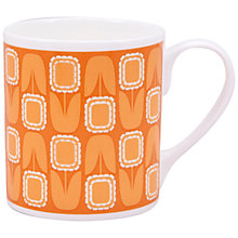 Buy Orla Kiely Summer Flower Mug Online at johnlewis.com