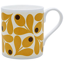 Buy Orla Kiely Acorn Mug Online at johnlewis.com