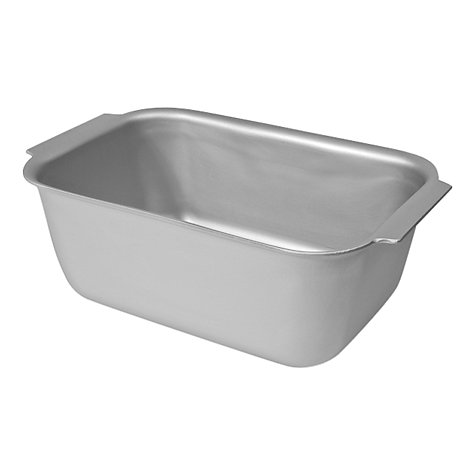 Buy Delia Online Satin Anodised Loaf Tin, 1lb Online at johnlewis.com