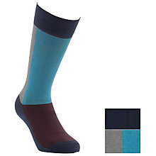 Buy Kin by John Lewis Panelled Socks Online at johnlewis.com