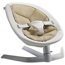 Buy Nuna Leaf Rocker, Bisque Online at johnlewis.com