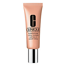 Buy Clinique Superprimer Colour Correct Dullness in Deeper Skins, 30 ml Online at johnlewis.com