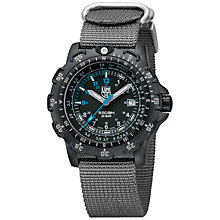 Buy Luminox Men's Recon Point Navigation NATO Strap Watch Online at johnlewis.com