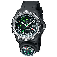 Buy Luminox A.8832.MI Men's Recon Navigator Specialist Rubber Strap Watch Online at johnlewis.com