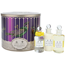 Buy Penhaligon's Quercus Body Gift Set Online at johnlewis.com