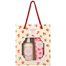Buy Heathcote & Ivory Vintage Mimosa & Pomegranate Favourite Treats Set Online at johnlewis.com