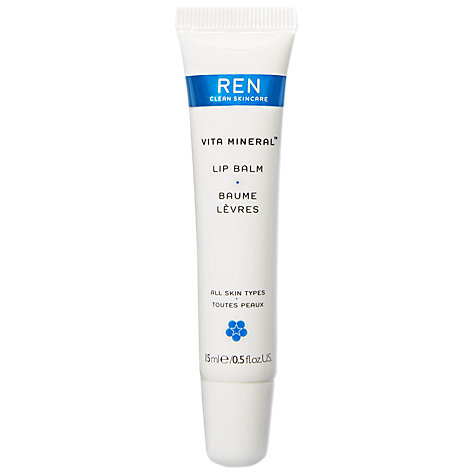 Buy REN Vita Mineral Lip Balm, 15ml Online at johnlewis.com