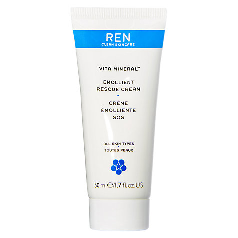 Buy REN Vita Mineral Rescue Cream, 50ml Online at johnlewis.com