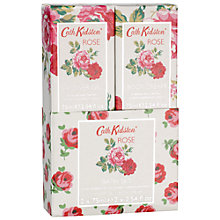Buy Cath Kidston Rose Bath & Shower Gift Set Online at johnlewis.com