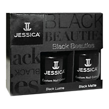 Buy Jessica Black Beauties Duo Set, 2 x 14.8ml Online at johnlewis.com