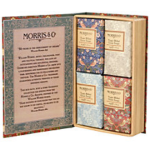 Buy Heathcote & Ivory Morris & Co. Guest Soaps Set, 4 x 50g Online at johnlewis.com