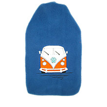 Buy Vagabond Camper Van Fleece Hot Water Bottle Online at johnlewis.com