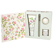 Buy Heathcote & Ivory Sanderson Porcelain Garden Luxury Manicure Set Online at johnlewis.com
