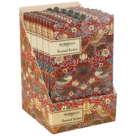 Buy Heathcote & Ivory Morris & Co. Scented Sachet Online at johnlewis.com