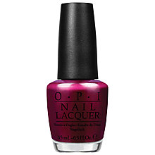 Buy OPI Nails Mariah Carey Holiday Collection Nail Lacquer, 15ml Online at johnlewis.com