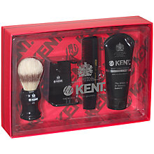 Buy Kent Wet Shave Gift Set Online at johnlewis.com